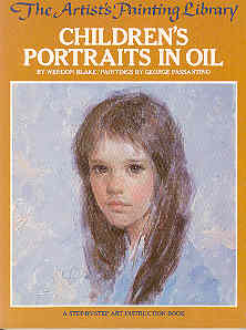 Image for Children's Portraits in Oil