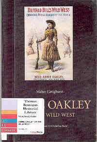 Image for Annie Oakley of the Wild West