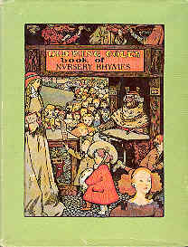 Image for Old King Cole's Book of Nursery Rhymes