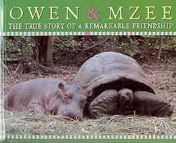 Image for Owen & Mzee The True Story of a Remarkable Friendship