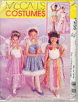 Image for McCall's Costumes P256