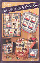 Image for The Little Quilt Collection Toys
