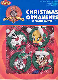 Image for Christmas Ornaments in Plastic Canvas
