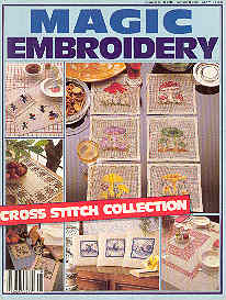 Image for Magic Embroidery Cross Stitch Collection 1983