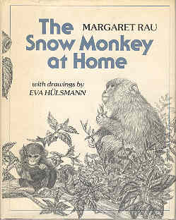 Image for The Snow Monkey at Home
