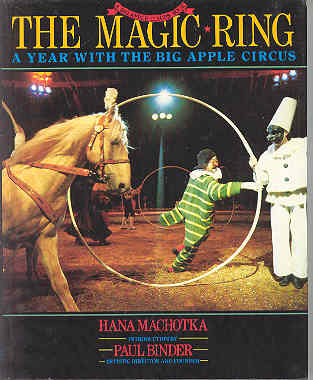 Image for The Magic Ring: A Year With the Big Apple Circus