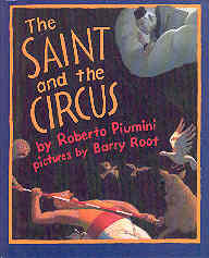Image for The Saint and the Circus