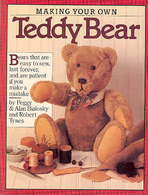 Image for Making Your Own Teddy Bear