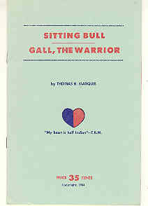 Image for Sitting Bull & Gall, The Warrior