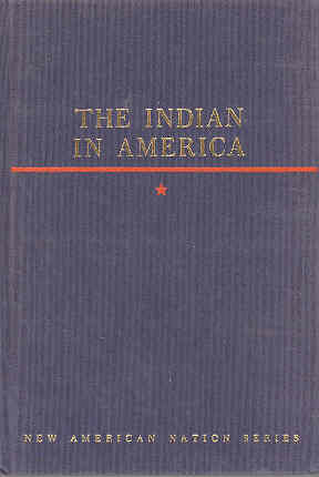 Image for The Indian in America