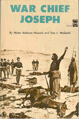 Image for War Chief Joseph
