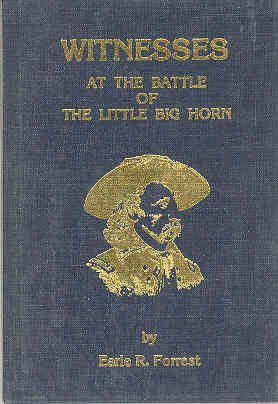 Image for Witness: At the Battle of Little Big Horn