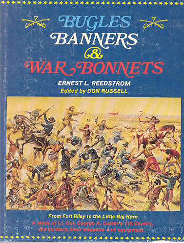 Image for Bugles, Banners, and War Bonnets