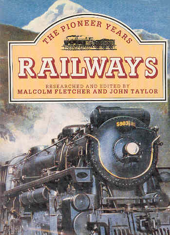 Image for Railways The Pioneer Years