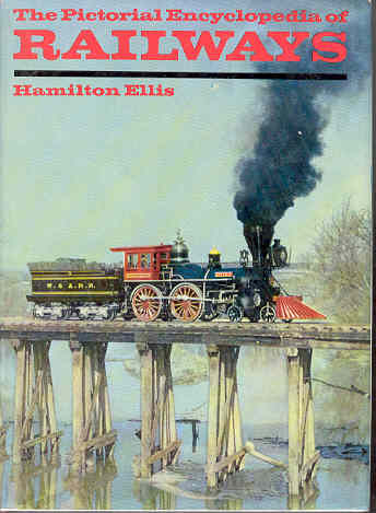 Image for The Pictorial Encyclopaedia of Railways