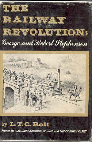 Image for The Railway Revolution George and Robert Stephenson