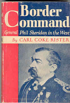 Image for Border Command General Phil Sheridan in the West