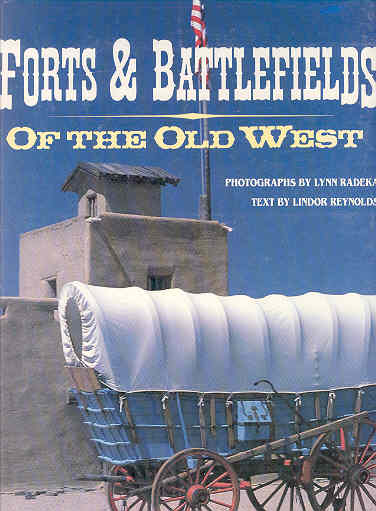 Image for Forts & Battlefields of the Old West