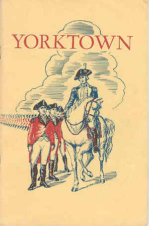 Image for Yorktown and the Siege of 1781