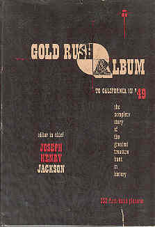 Image for Gold Rush Album to California in '49