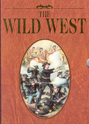 Image for The Wild West Trilogy