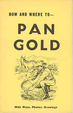 Image for How and Where to Pan Gold