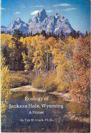 Image for Ecology of Jackson Hole, Wyoming