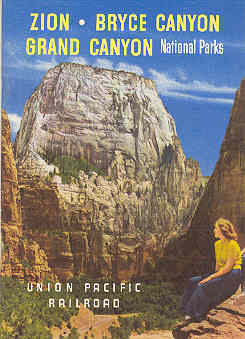 Image for Zion Bryce Canyon Grand Canyon National Parks