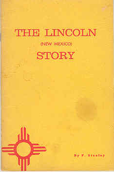 Image for The Lincoln New Mexico Story
