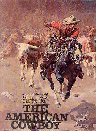 Image for The American Cowboy