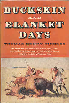Image for Buckskin and Blanket Days