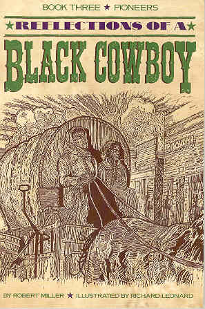 Image for Reflections of a Black Cowboy Book Three Pioneers