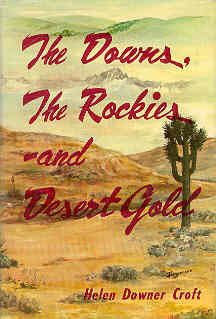 Image for The Downs, The Rockies and Desert Gold