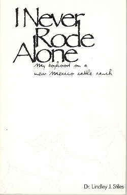 Image for I Never Rode Alone