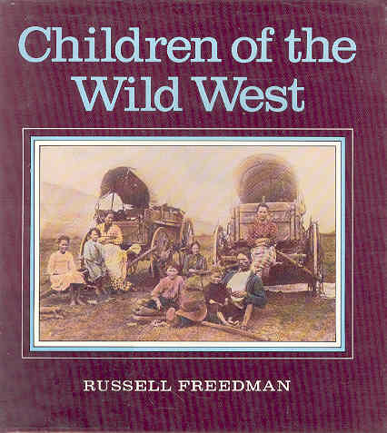 Image for Children of the Wild West