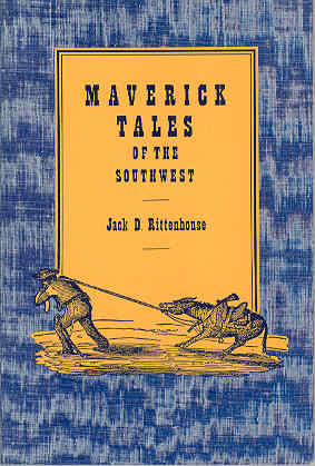 Image for Maverick Tales of the Southwest