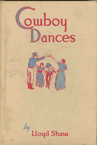 Image for Cowboy Dances A Collection of Western Square Dances