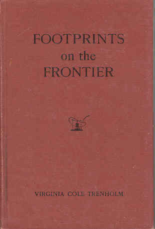 Image for Footprints on the Frontier