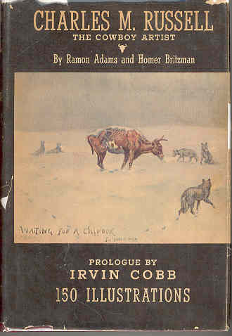 Image for Charles M Russell The Cowboy Artist