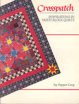 Image for Crosspatch: Inspirations in Multi Block Quilts