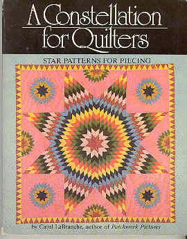 Image for A Constellation for Quilters Star Patterns for Piecing