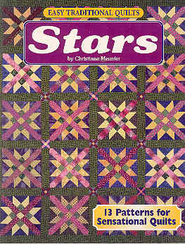 Image for Easy Traditional Quilts: Stars