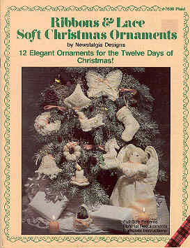 Image for Ribbons & Lace Soft Christmas Ornaments