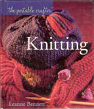 Image for The Portable Crafter: Knitting