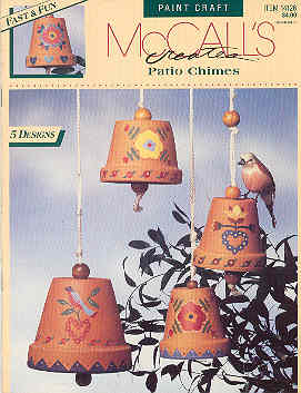 Image for McCall's Creates Patio Chimes