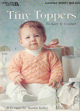 Image for Tiny Toppers to Knit & Crochet