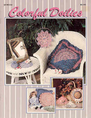 Image for Colorful Doilies
