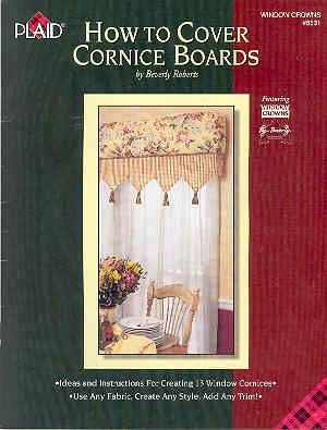 Image for How to Cover Cornice Boards