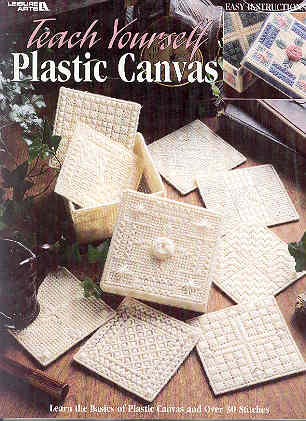 Image for Teach Yourself Plastic Canvas