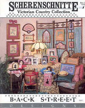 Image for Scherenschnitte Victorian Country Collection